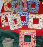 mosaic frames at Acacia Floral & Gifts, Delta Junction