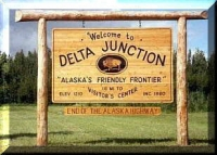 Welcome to Delta Junction