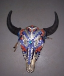 'Coral Reef Find'-Replica Skull/Silver Not For Sale-Donation Fundraiser